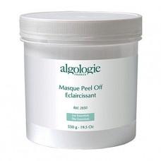 Маска альгинатная для лица выравнивающая цвет Algologie, 550 гр