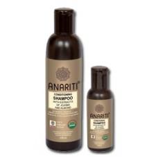 Шампунь специальный против выпадения волос с маслом зародышей пшеницы  и экстрактами  дикого шафрана, имбиря и мяты, 250 мл