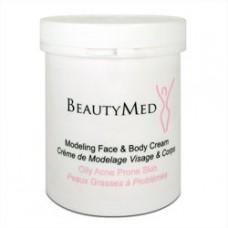 Моделирующий крем для лица и тела для жирной кожи со склонностью к акне, 500 мл