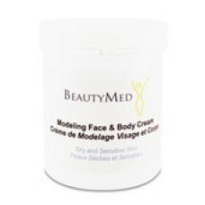 Моделирующий крем для лица и тела для пигментированной кожи, 500 мл