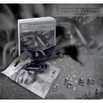"""Гидрогелевая омолаживающая коллагеновая маска """"Чистое Серебро"""" с """"биосеребром 1 шт, Beauty Style"""
