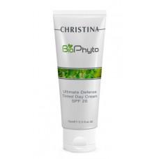 Bio Phyto Ultimate Defense Tinted Day Cream SPF 20 - Дневной крем «Абсолютная защита» SPF 20 с тоном (шаг 8b), 250 мл