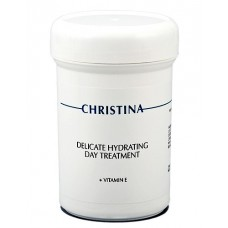 Delicate Hydrating Day Treatment + Vitamin E – Деликатный увлажняющий дневной уход с витамином Е, 250 мл