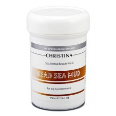 Sea Herbal Beauty Dead Sea Mud Mask – Маска красоты на основе морских трав «Грязь Мертвого моря», 250 мл