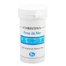 Rose de Mer Light Intensive Herbal Peel – Натуральный легкий пилинг (порошок) (шаг 2a), 100 мл