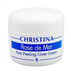 Rose de Mer Post Peeling Cover Cream – Постпилинговый защитный крем (шаг 5), 20 мл