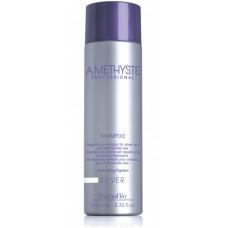 Amethyste silver shampoo Шампунь для осветленных и седых волос, 1000 мл