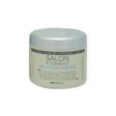 Гель для ультра сильной фиксации волос Gel Extra Strong, 500 мл