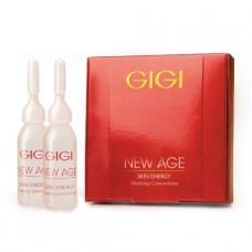 Ампульный оживляющий концентрат New Age Vitalizing concentrat GiGi, 4х10 мл