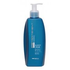 Glossy Cream - Крем для укладки с эффектом мокрых волос для мужчин, 200 мл
