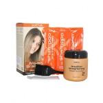 Кератиновое выпрямление и восстановления волос с маслом Арганы набор 1 шт, KERATINA, Kativa