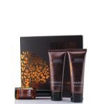 Дорожный набор для волос (шампунь 75 мл, кондиционер 75 мл, масло арганы 30 мл) Argan Oil from Morocco, 1 шт