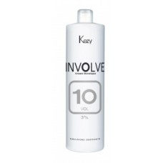 "Окисляющая эмульсия ""Involve Cream Developer"" 3%, 1000 мл"
