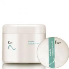 Увлажняющая маска для волос Kezy Simple, 500 мл