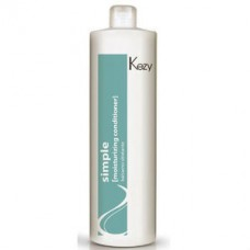 Шампунь увлажняющий для всех типов волос Kezy Simple , 1000 мл