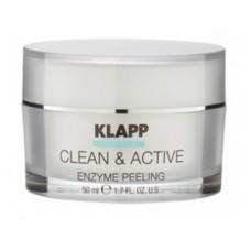 CLEAN & ACTIVE ENZYME PEELING  (энзимный пилинг), 50 мл