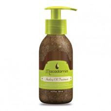 Уход-масло восстанавливающее для любых типов волос с маслом арганы и макадамии, 125 мл