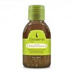 Уход-масло восстанавливающее для любых типов волос с маслом арганы и макадамии, 30  мл