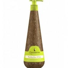 Кондиционер для волос несмываемый с питательным маслом Арганы и Макадамии, 60 мл