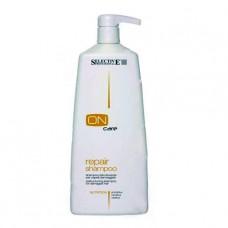 Шампунь восстанавливающий для поврежденных волос Selective, 750 мл
