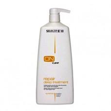 Средство для глубокого восстановления поврежденных волос Selective, 750 мл