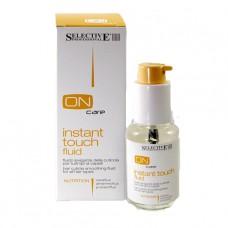 Флюид для разглаживания кутикулы для всех типов волос Selective, 50 мл