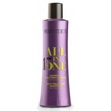 """""""ALL IN ONE"""" - Многофункциональный шампунь для кожи головы и волос, 250 мл"""