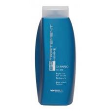 Shampoo Silver - Тонирующий шампунь для волос с сединой, 250 мл
