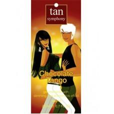 Гель антицеллюлитный Шоколадное Танго 2 фаза TAN SYMPHONY, саше 20 мл