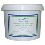 Обертывание для очищения и реминерализации THALASPA, 1,5 кг