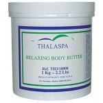 Крем расслабляющий питательный THALASPA, 1 кг