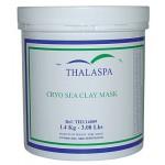 Криогенная маска для ног из морской глины THALASPA, 1,4 кг
